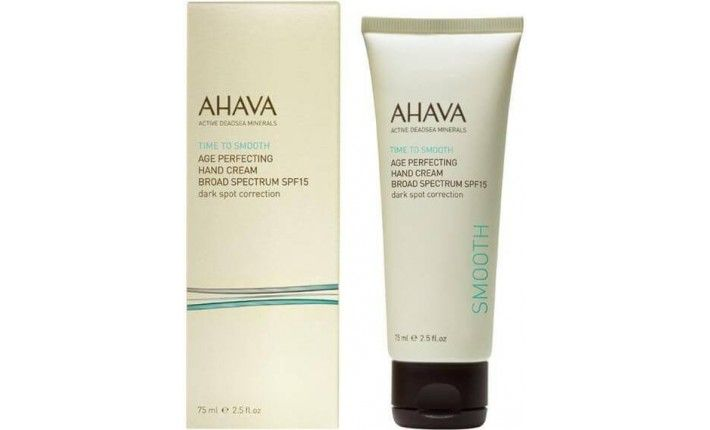 Crème Mains Perfection Anti âge IP15 - 75 ml - AHAVA