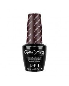 Vernis À Ongles - GelColor Sleigh parking Only - O.P.I