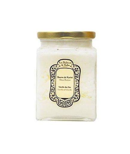 Beurre de Karité - Vanille des îles - La Sultane de Saba