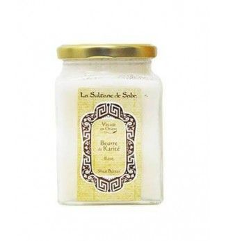 Beurre de Karité - Rose - La Sultane de Saba