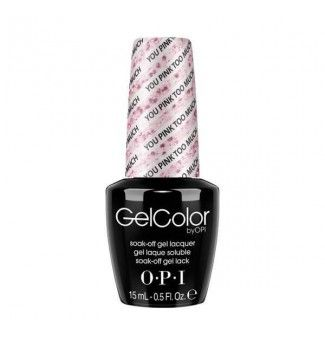 Vernis À Ongles - Gel Color You Pink Too Much - O.P.I