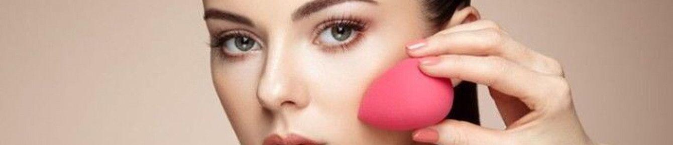 Éponge et Beauty Blender