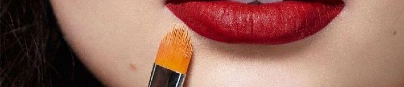 Pinceau lèvres