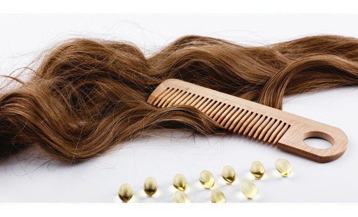 Huile cheveux